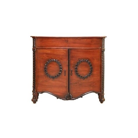 The Wreath Commode
